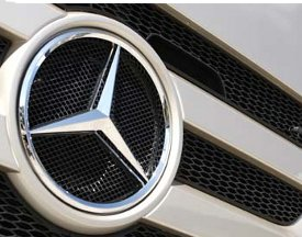 Mercedes facelifting