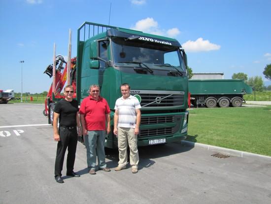 Volvo  i obrt Benšak