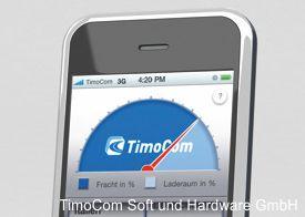 TimoCom i na mobitelu