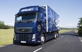 Volvo na bio-DME pogon na švedskim cestama