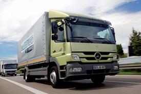Mercedes-Benz Atego - europski Kamion godine 2011.