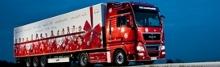 Božićni MAN-ovi voze za male Nijemce
