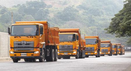 Hino Trucks - teškaši s dalekog istoka