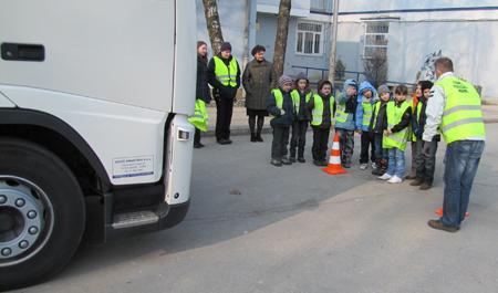 Volvo i sigurnost djece u prometu