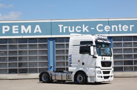 500 MAN-ova za njemačku tvrtku PEMA