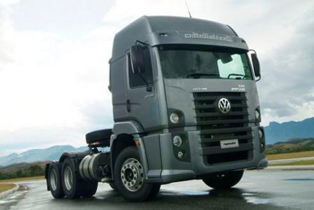 Brazilski VW kamion