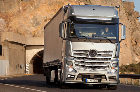 Actros mp4