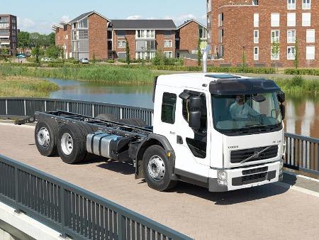 Nova Volvo FE kabina s niskim ulazom
