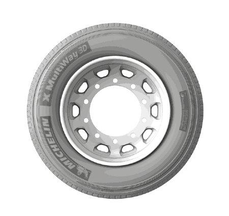 Michelin X Multiway 3D