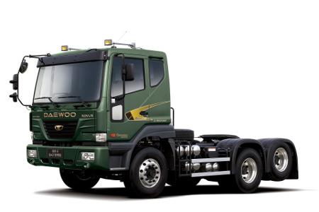 Kamion Tata Daewoo Novus