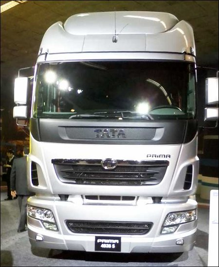 Kamion Tata Daewoo Prima