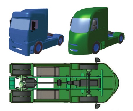 Scania Active Prediction - cruise control sustav potpomognut GPS-om