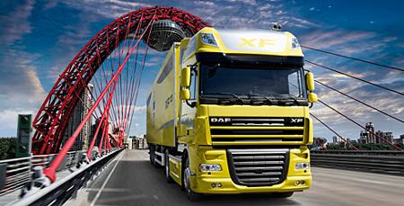 DAF u 2011 - vodeći u prodaji tegljača na tržištu EU