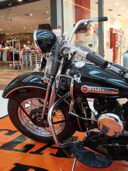 Harley-Davidson WLC, kolekcija Knall