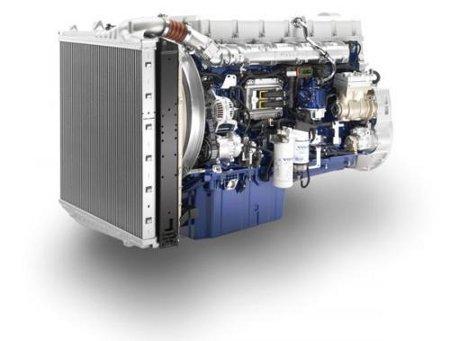 Volvo Euro6 motori