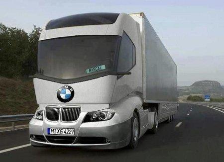 BMW-ov kamion budućnosti?