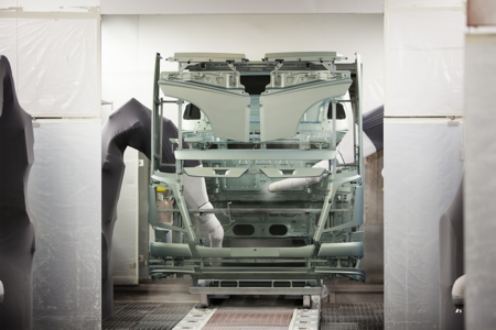 Kako nastaje novi Volvo