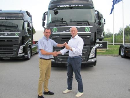 Volvo za Mesaroli Logistiku d.o.o.