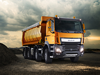 DAF CF Construction Euro 6