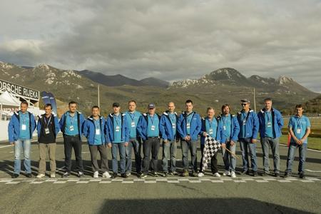 Volvo Driver's Fuel Challenge - Grobnik 2013
