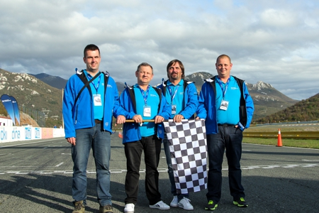 Volvo Driver's Fuel Challenge - Grobnik 2013 - final 4