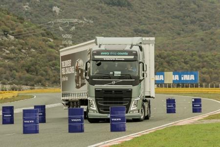 U Hrvatskoj održano finale Drivers' Fuel Challenge 2013 - Volvo Trucks regije Srednje i Istočne Europe