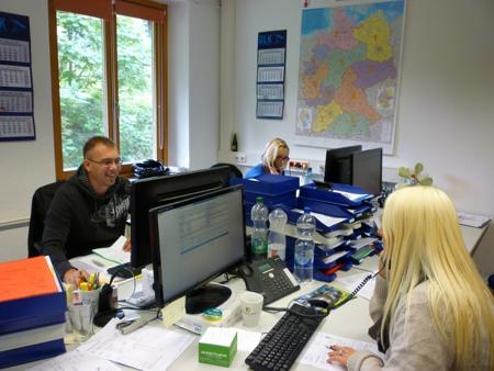 Špediterska poduzeća GLK i Adar testiraju TC eMap