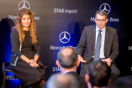 Star Import - novi zastupnik tvrtke Daimler AG, konferencija za medije