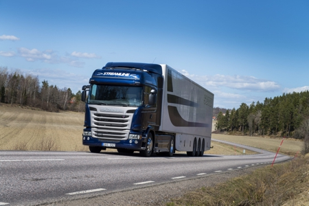 Scania: 13-litarski Euro-6 biodizel