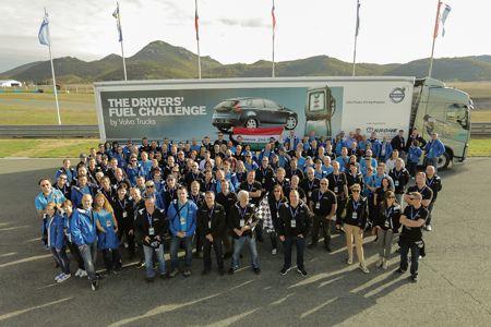Volvo Trucks Driver's Fuel Challenge, Croatia 2013.