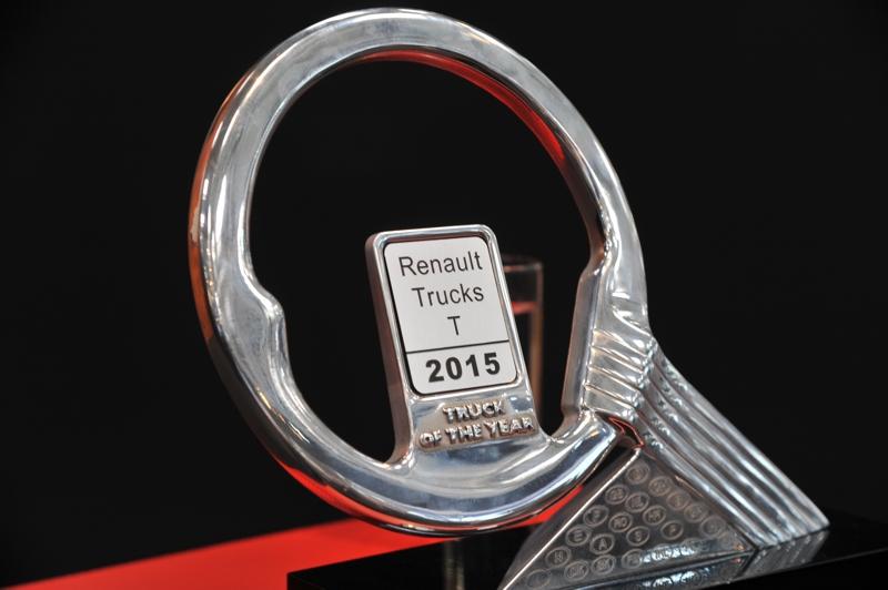 Renault Trucks T - kamion godine 2015.