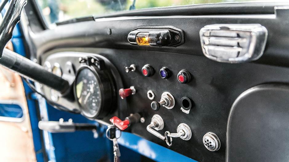 Mercedes-Benz- LK311 iz 1958.