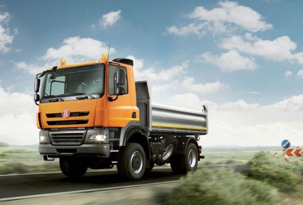 DAF i Tatra - dugoročna suradnja