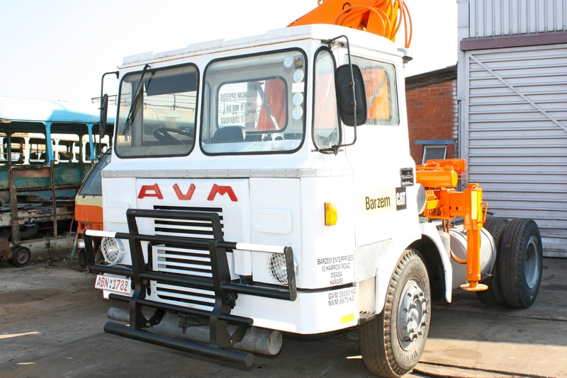 Kamion AVM (AVM truck) - Zimbabwe