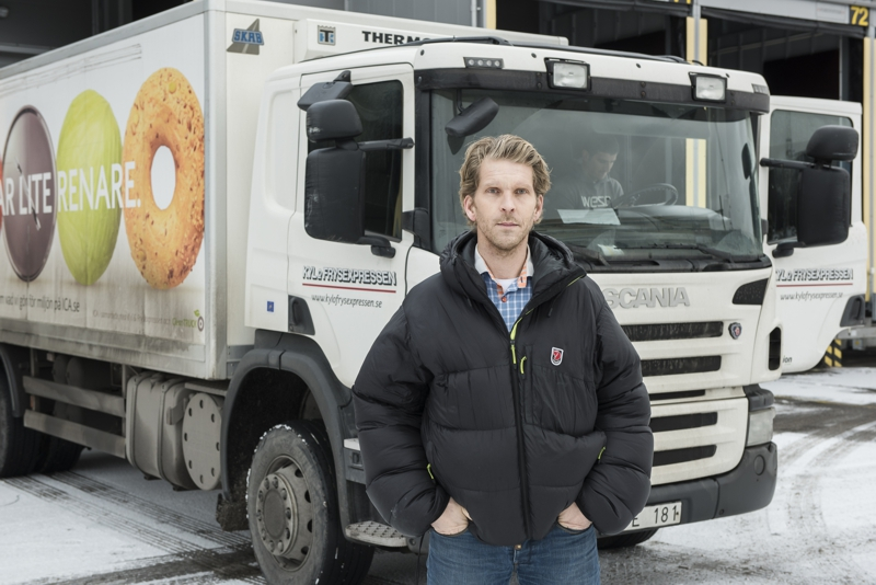 Scania pogonjena bioetanolom