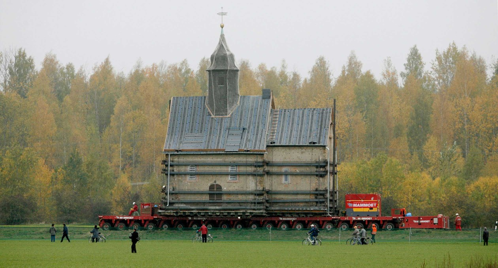 Emmaus crkva Heuersdorf
