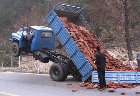 Vozač idiot