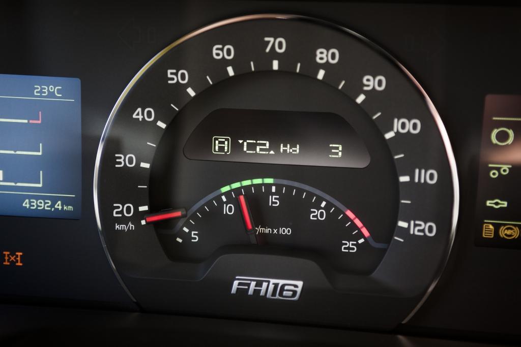 Mogućnost vožnje iznimno niskim brzinama (0,5 do 2 km/h)
