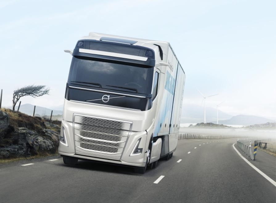 Novi konceptni kamion Volvo - smanjena potrošnja goriva i do 30%
