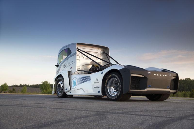 Volvo Iron Knight - svjetski brzinski rekorder
