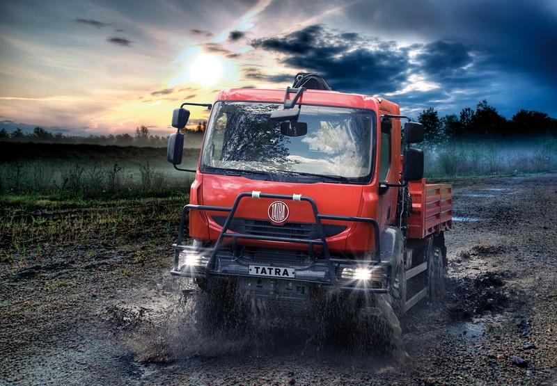 Tatra - rast proizvodnje od 56% u 2016. godini, još optimističniji plan za 2017.
