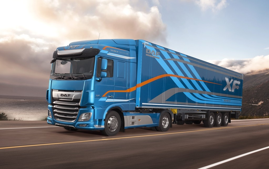 Novi DAF XF - FT Space Cab