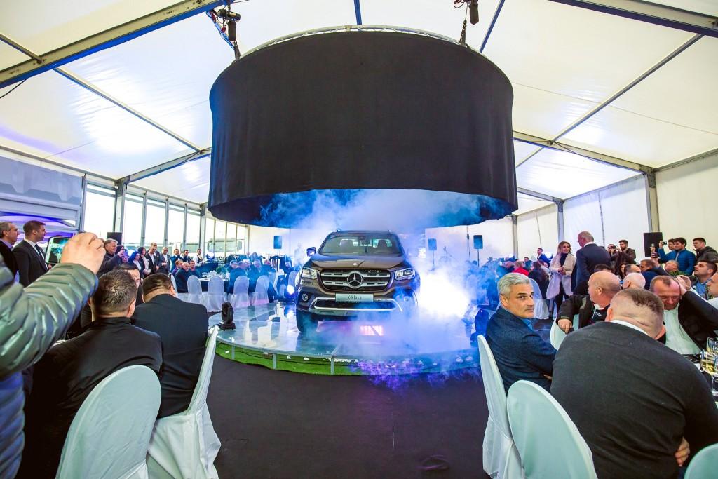Nova X-klasa Mercedes-Benz
