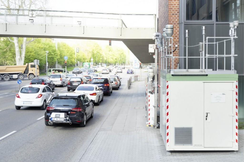 Testiranja vozila BOSCH-a u Stuttgartu