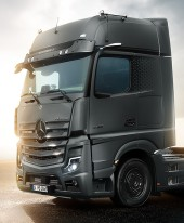 Kamion godine 2020. - Mercedes Actros MP5