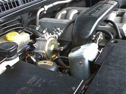 Range Rover s DFD motornim pogonom