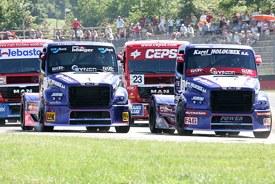 Nogaro 2008 FIA truck race