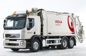 Veolia Volvo na hibridni pogon
