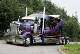 Kenworth Showtime