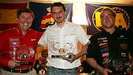 FIA Truck Racing 2009 winners